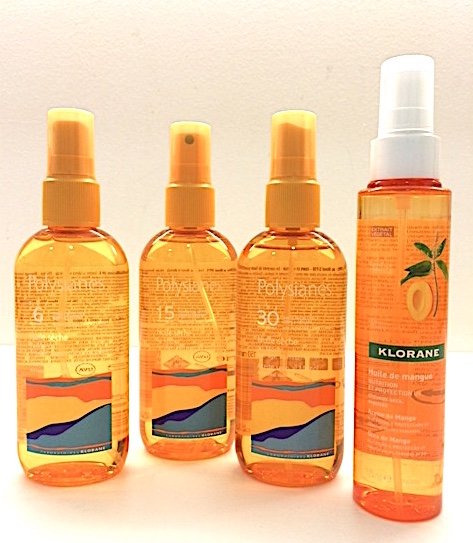 Polysianes aceite seco mango
